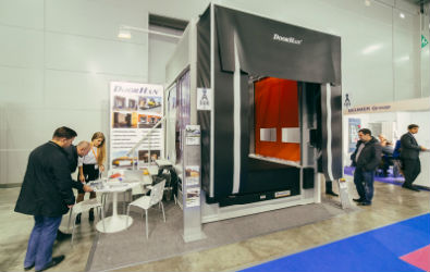 DoorHan to take part in CeMAT Russia 2017!