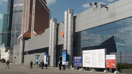 Securika Moscow: DoorHan products scored a great success among customers