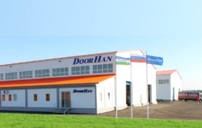 DoorHan group of companies to build the Industrial Warehouse Complex in a unique area of the Primorsky territory